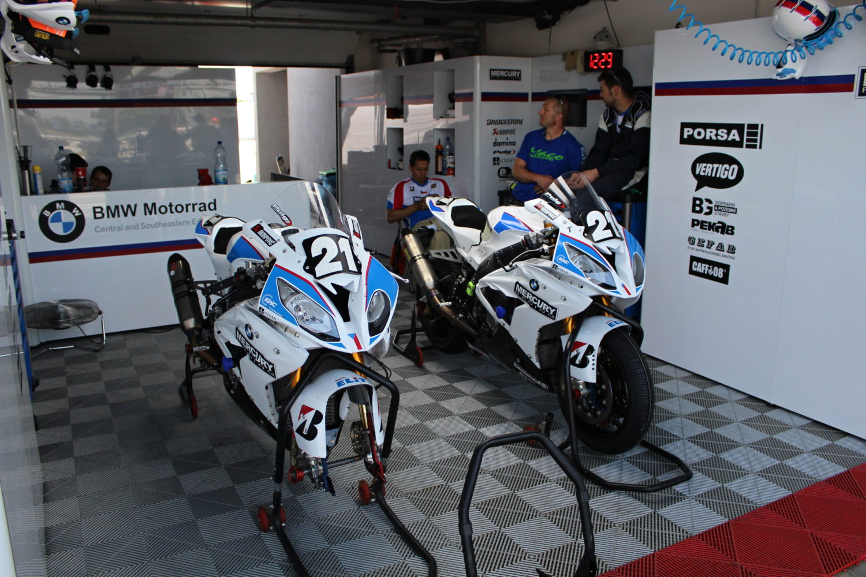 Mercury Racing při 24 h Le Mans 2018