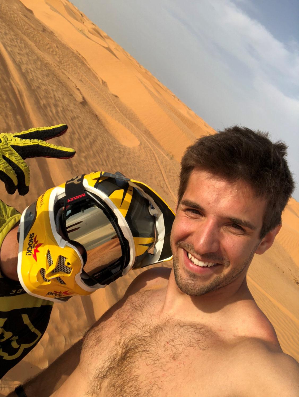 Dakar 2019: Martin Macík s Honzou Brabcem naplno testují v africké poušti