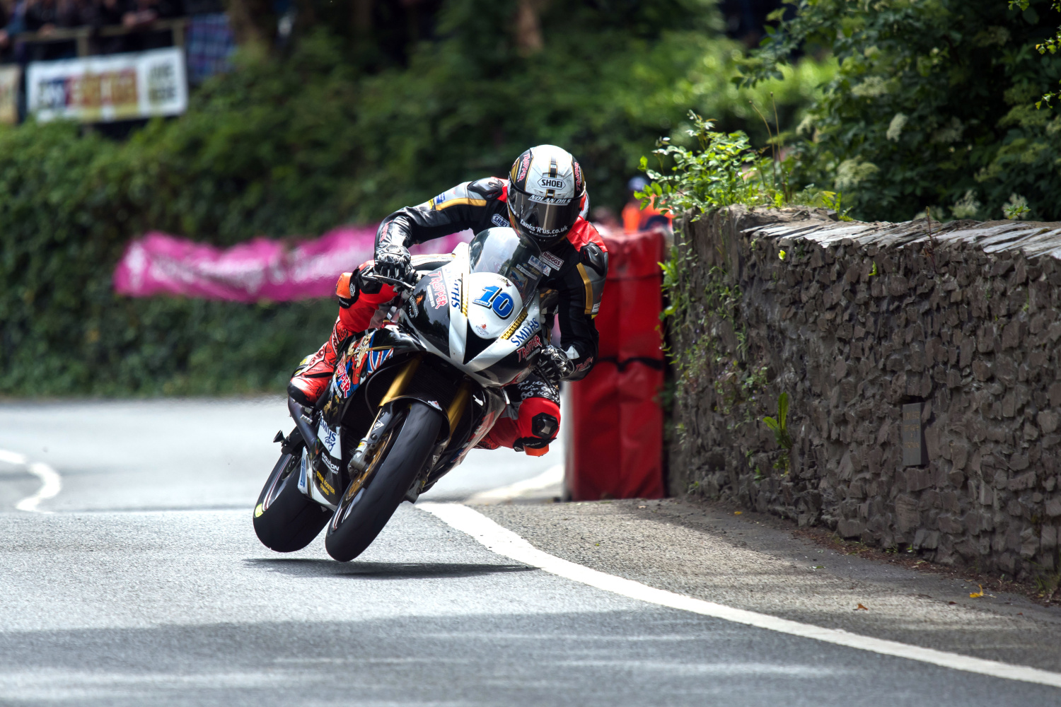 Informace k Isle of Man Tourist Trophy 2018
