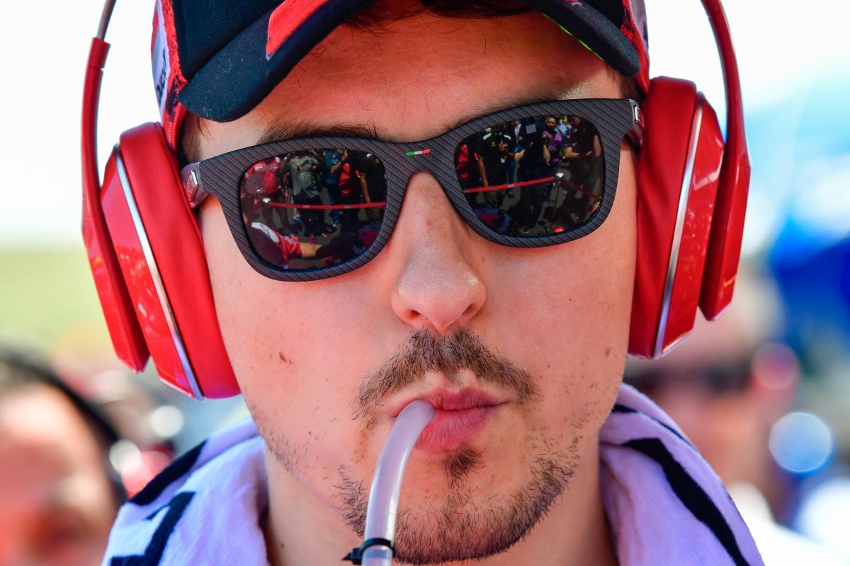 Jorge Lorenzo míří do další továrny, bude jí Honda?