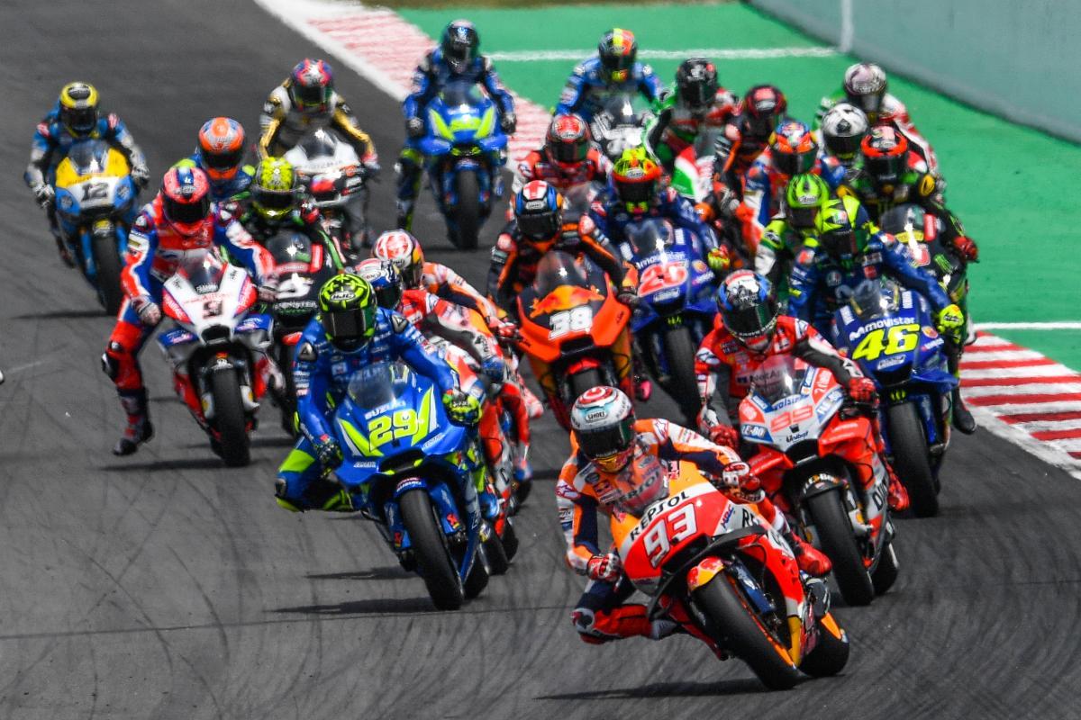 Provizorní kalendář závodů MotoGP pro rok 2019