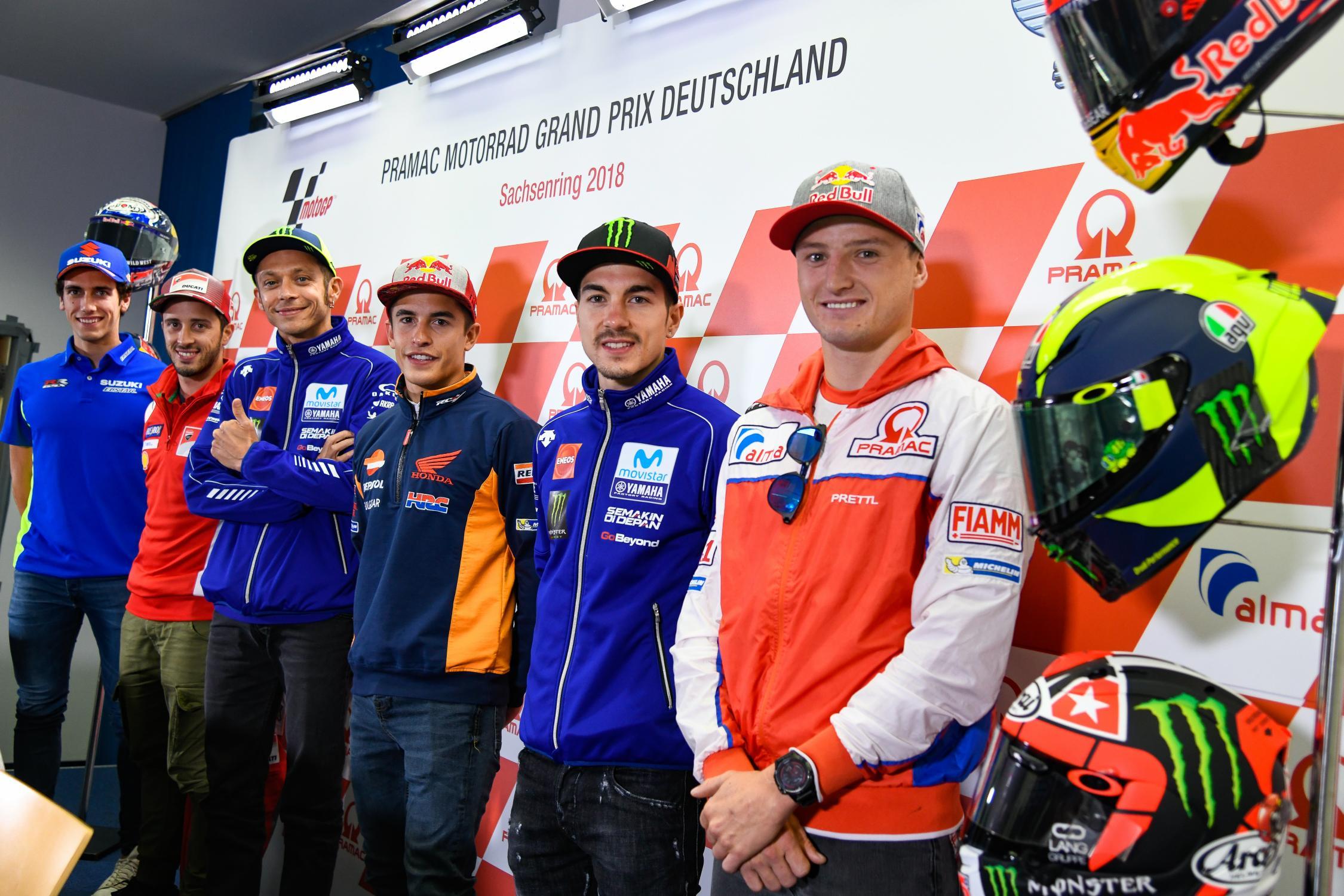 Jezdci MotoGP na odchod Daniho Pedrosy