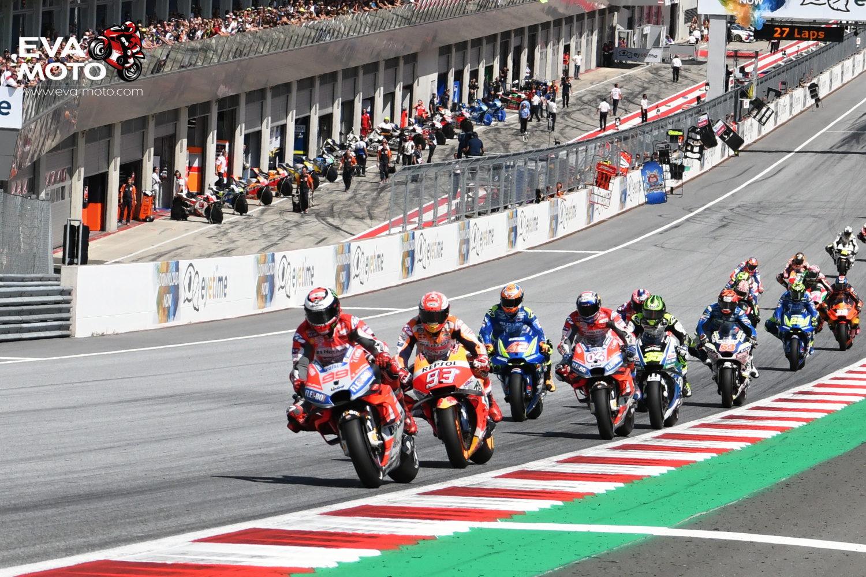 Nová pravidla v MotoGP