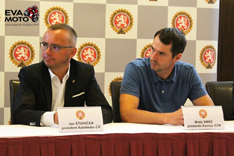 Autoklub ČR výrazně uspěl v komisích světové FIM