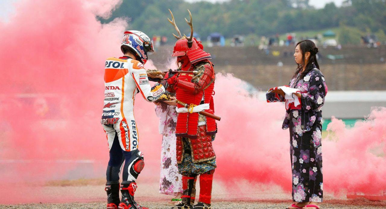 Marc Marquez oslaví titul, když… a další zajímavosti k MotoGP Japonska