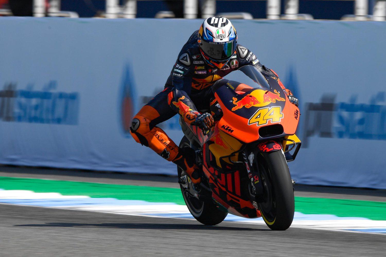 Výsledky kvalifikací MotoGP Thajska 2018