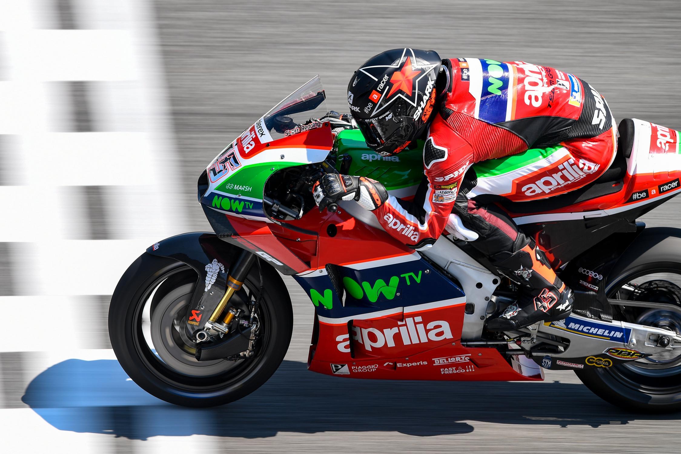 Výsledky tréninků MotoGP Thajska 2018