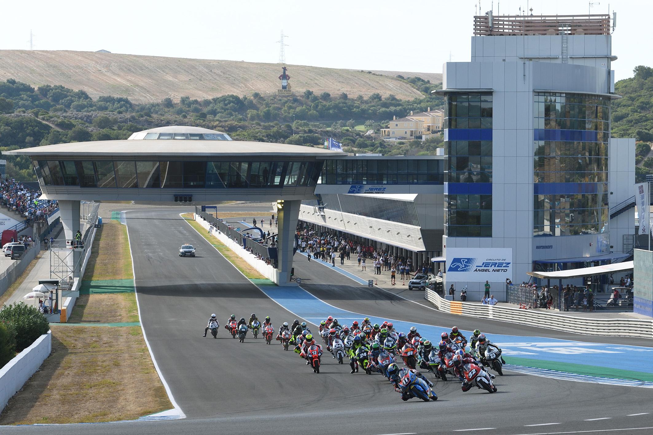Filip Salač o závodech juniorského mistrovství světa v Jerezu