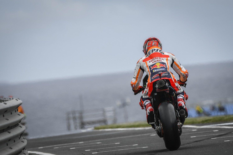 Výsledky kvalifikací MotoGP Austrálie 2018