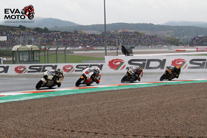 Moto3 a Moto2 budou mít od příští sezóny formát dvou kvalifikací