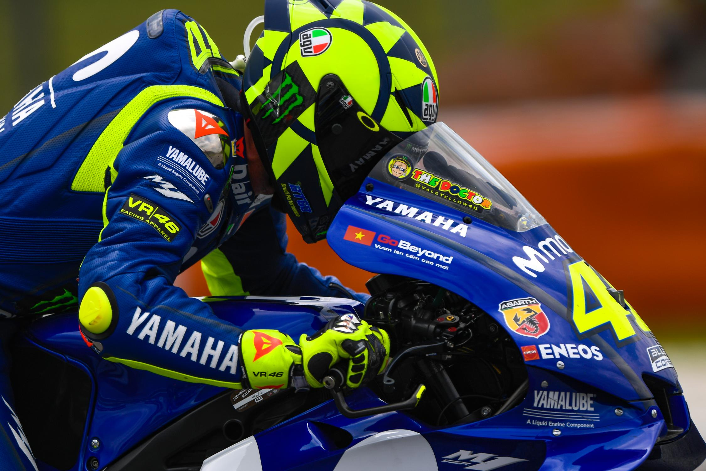 Výsledky závodu MotoGP Malajsie 2018