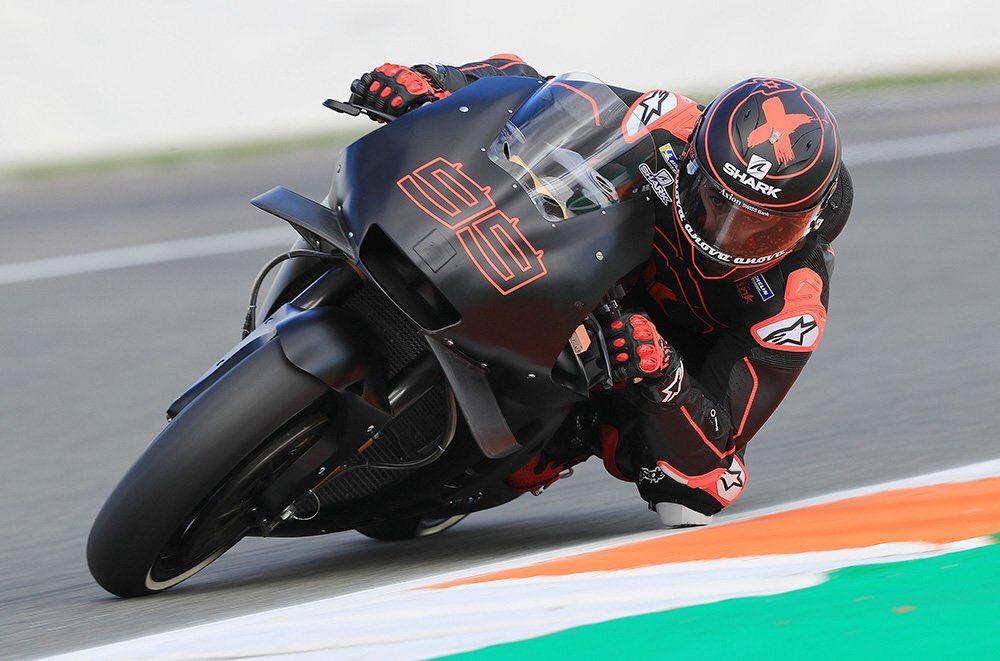 Výsledky prvního dne testování MotoGP ve Valencii