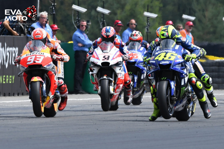 TIC zahájilo předprodej vstupenek na MotoGP v Brně