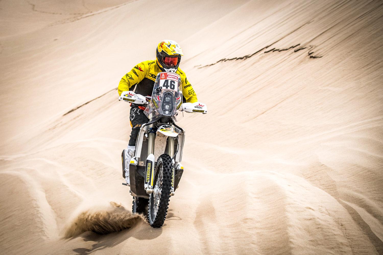 Povedená 2. etapa na Dakaru v podání Big Shock Racing