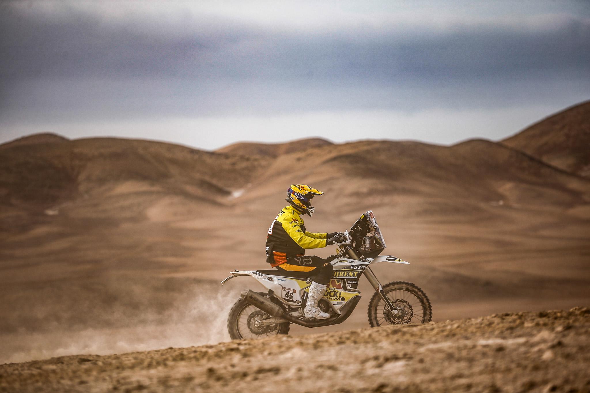 Dakar 2019: Macík na parádním 2. místě, Brabec jel na jistotu