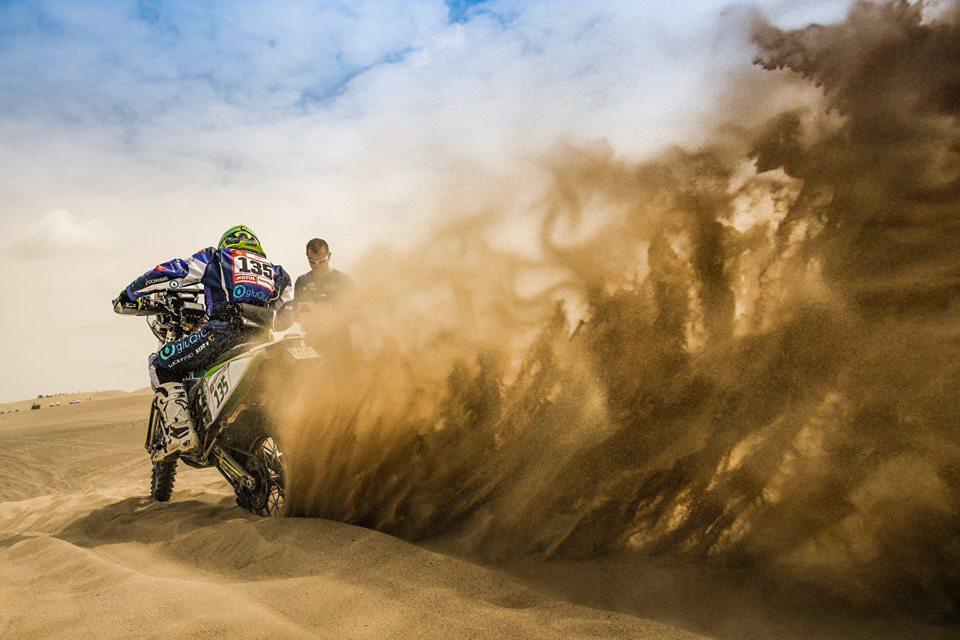 Dakar 2019: 2. etapa