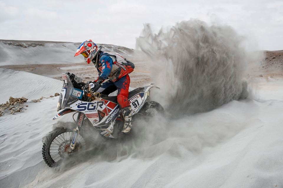 Dakar 2019: 5. etapa