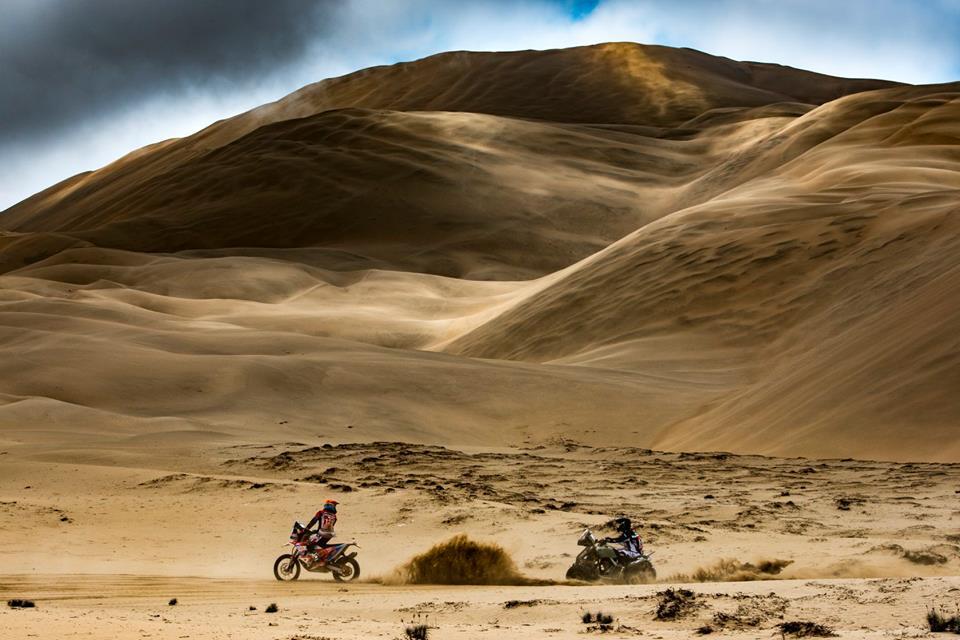 Dakar 2019: 8. etapa