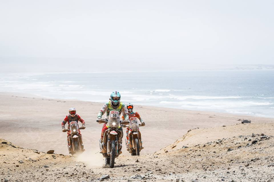 Dakar 2019: 9. etapa