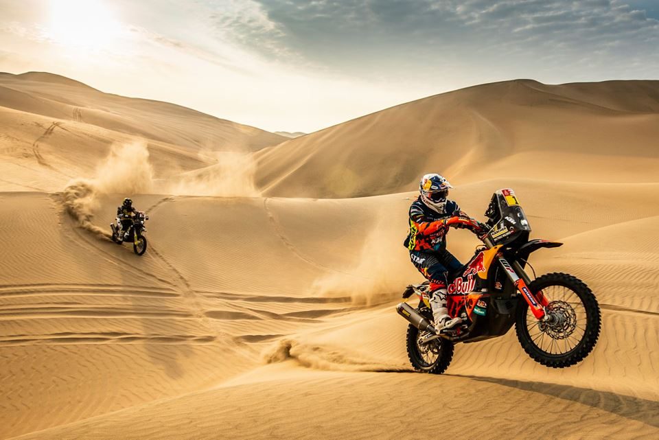 Dakar 2019: 10. etapa