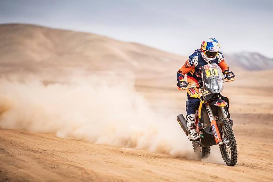 Dakar 2019: 6. etapa