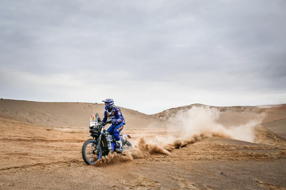 Dakar 2019: 4. etapa