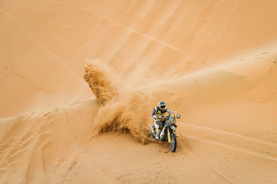 Dakar 2019: 7. etapa