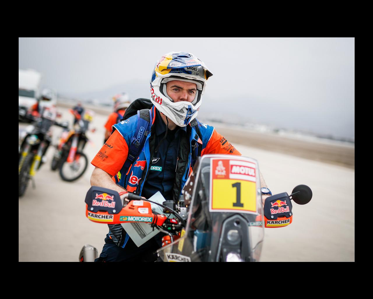 Dakar 2019: 1. etapa