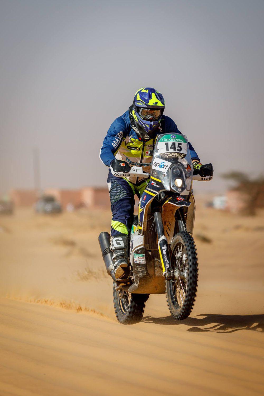 """Lukáš Kvapil po 7. etapě Africa Eco Race: """"Dnes to byla opravdu rallye!"""""""