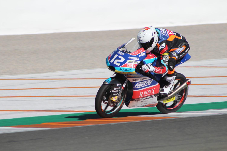 Filip Salač po soukromých testech v Jerezu