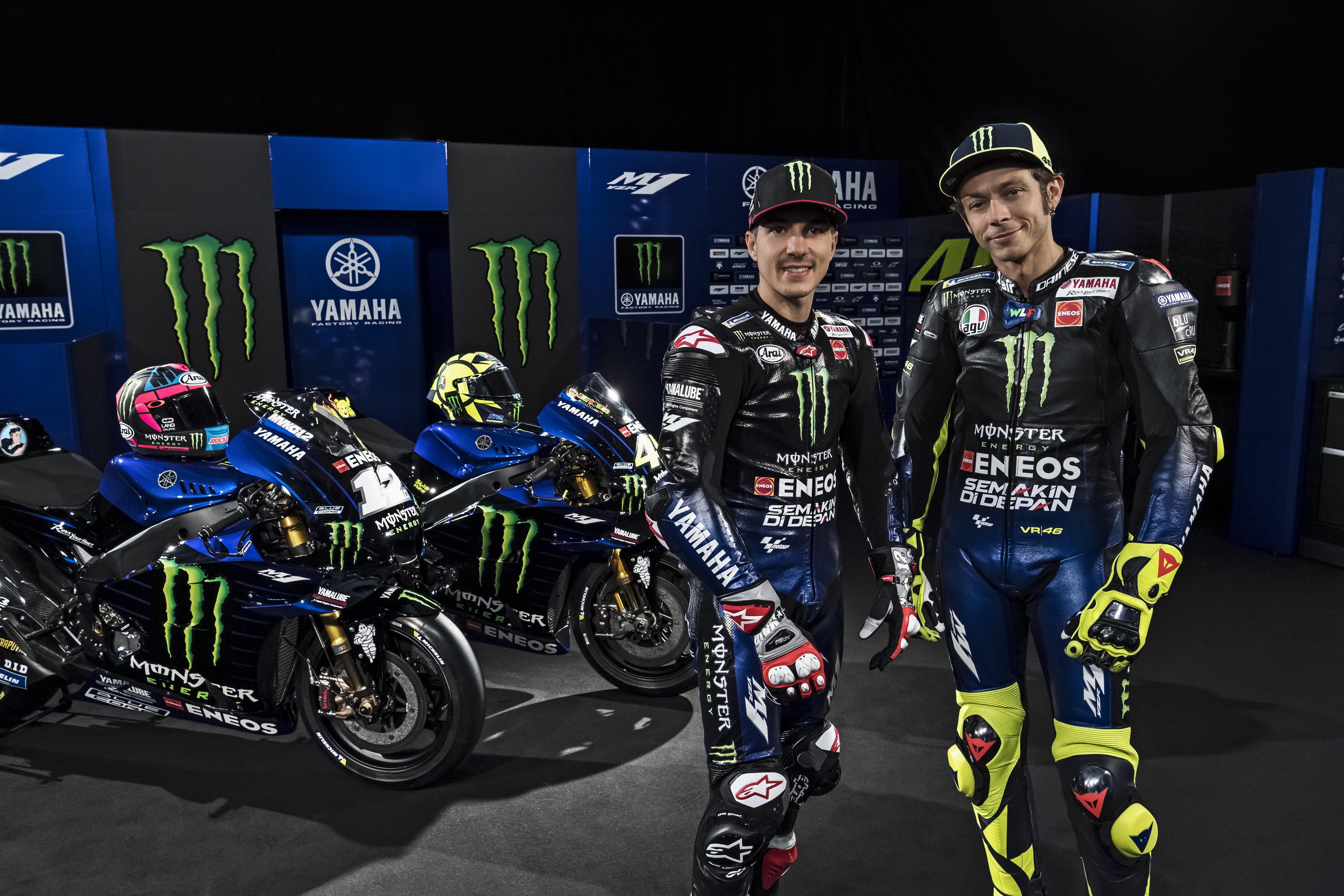Testování MotoGP v Sepangu 2019