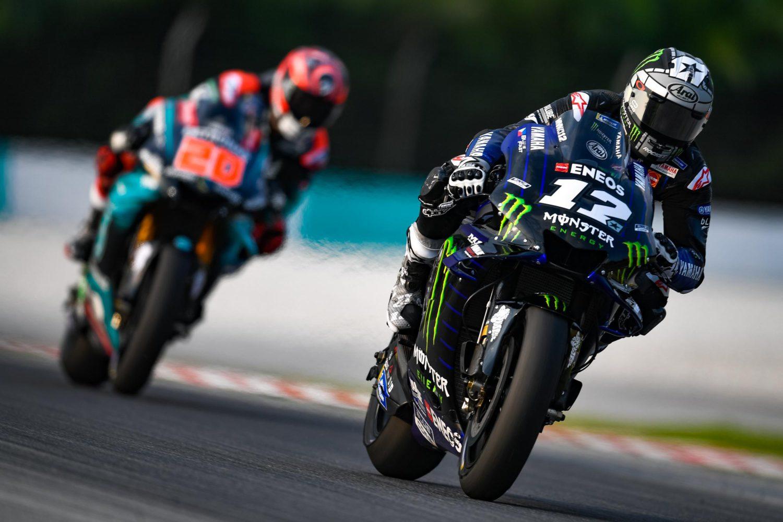 Výsledky 2. dne testu MotoGP v Sepangu