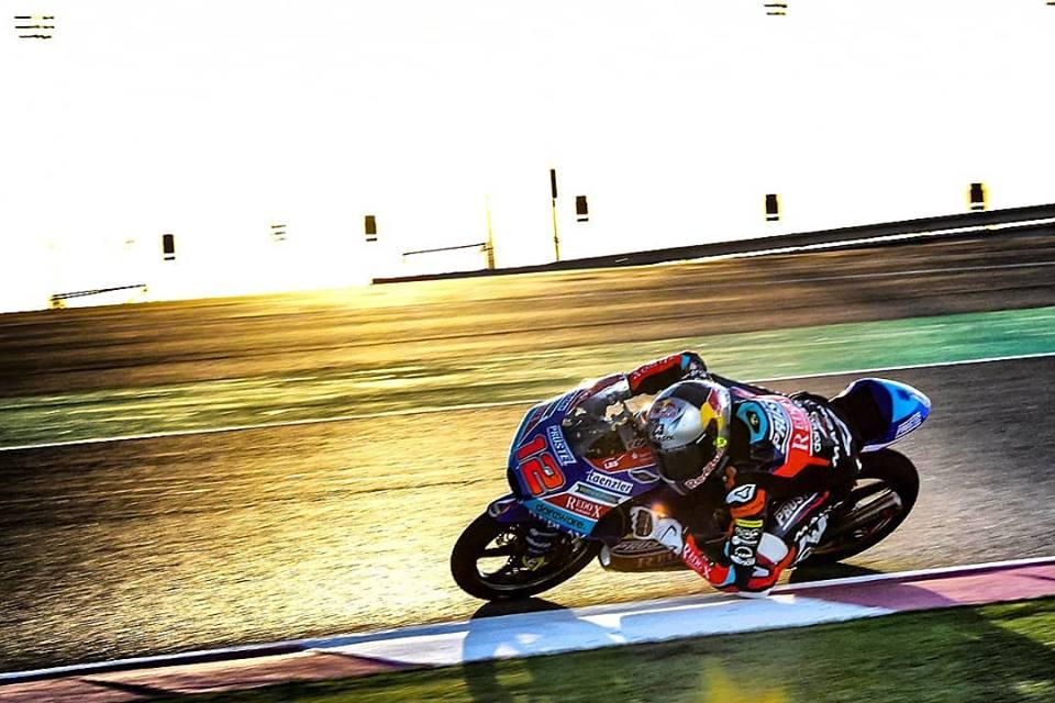 """Filip Salač: """"S motorkou mám dobrý pocit!"""""""