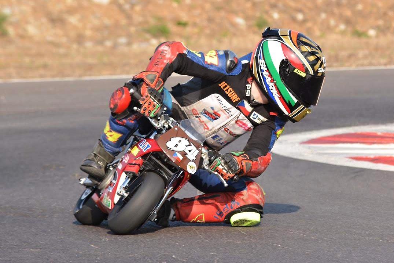 Matyáš Pálka rozjel letošní sezónu závody v Itálii