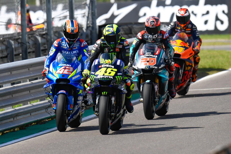 Výsledky kvalifikací MotoGP Argentiny 2019