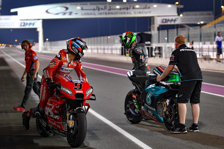 Výsledky tréninků MotoGP Kataru 2019