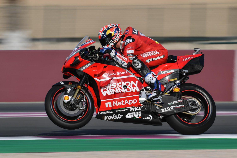 Výsledky závodů MotoGP Kataru 2019