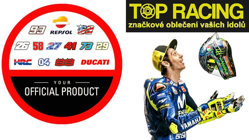 "Top Racing: ""Vše pro fanoušky MotoGP"""