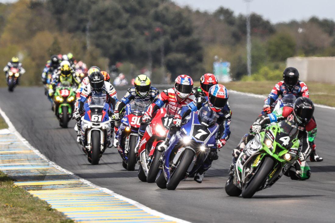 FIM EWC 24h Moto Le Mans 2019