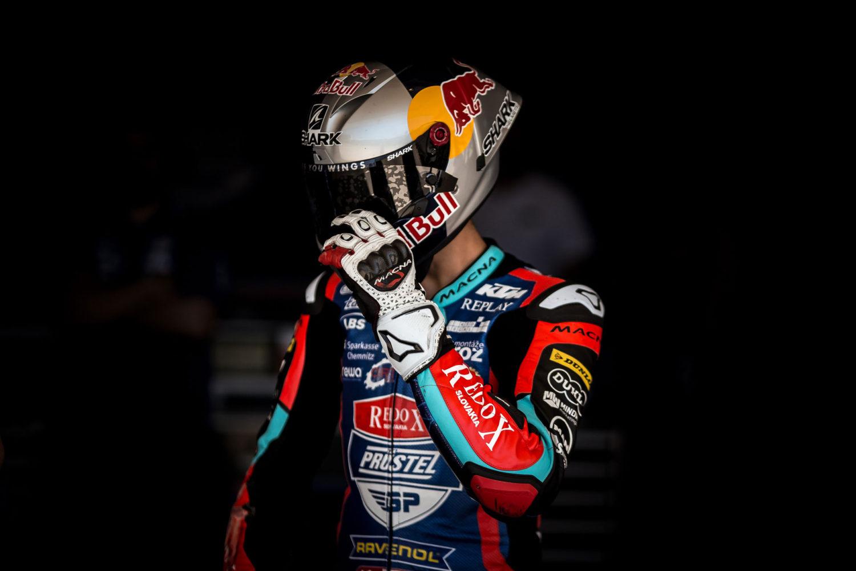 Filip Salač po kvalifikaci na MotoGP Ameriky