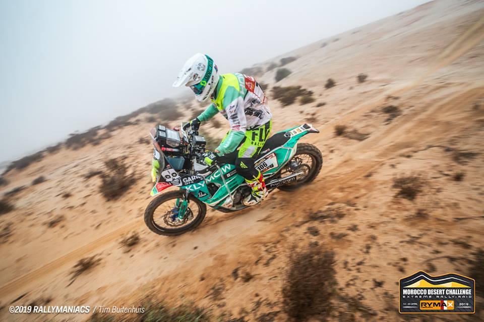 Morocco Desert Challenge 2019: Druhá etapa ve znamení rychlosti