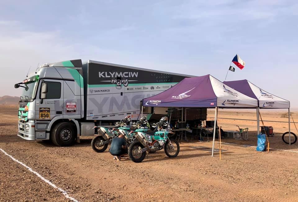 Vítězný den pro Klymčiw Racing