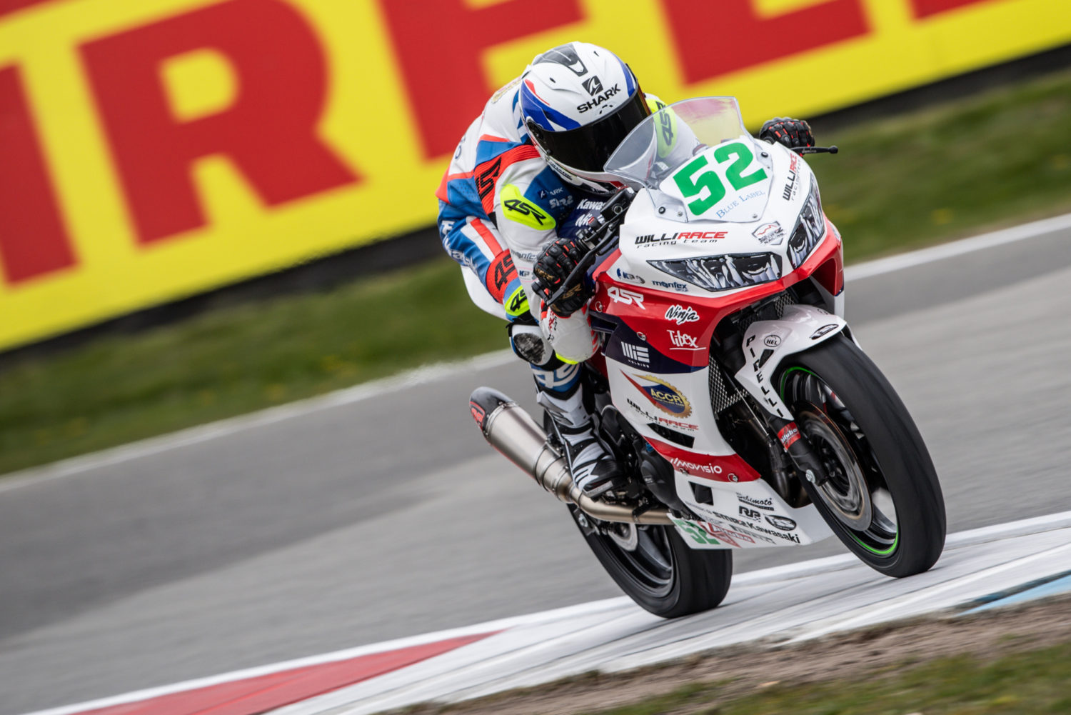 ACCR Czech Talent Team – Willi Race: Studený pátek v Assenu