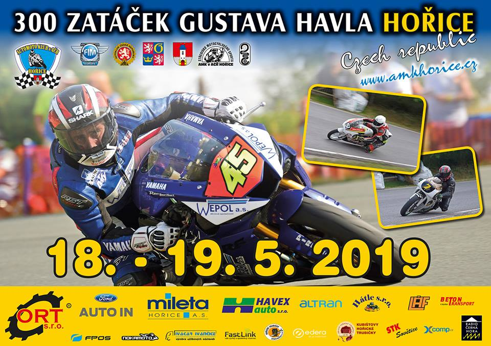 Pozvánka: 300 zatáček Gustava Havla 2019