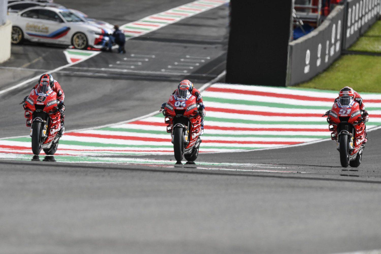 Výsledky tréninků MotoGP Itálie 2019