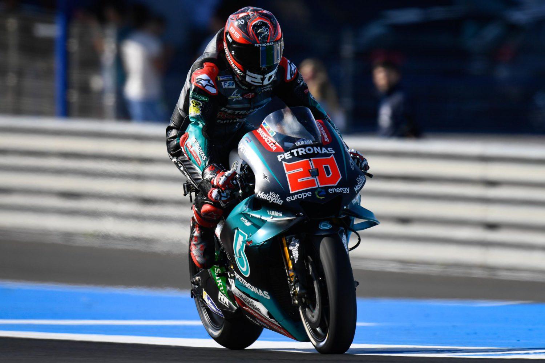 Sobotní tréninky a kvalifikace MotoGP Španělska 2019