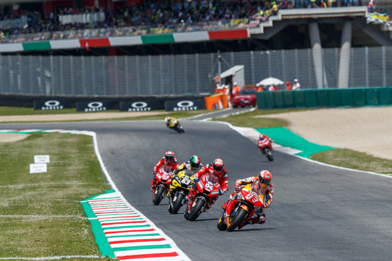 Výsledky závodů MotoGP Itálie 2019