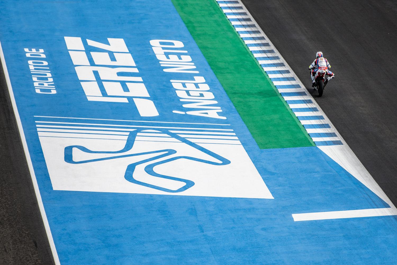 Náročný start víkendu v Jerezu  pro ACCR Czech Talent Team – Willi Race