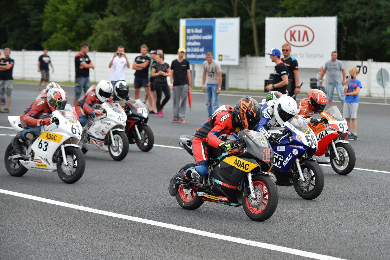 Evropský šampionát Mini Road Racing letos v Assenu