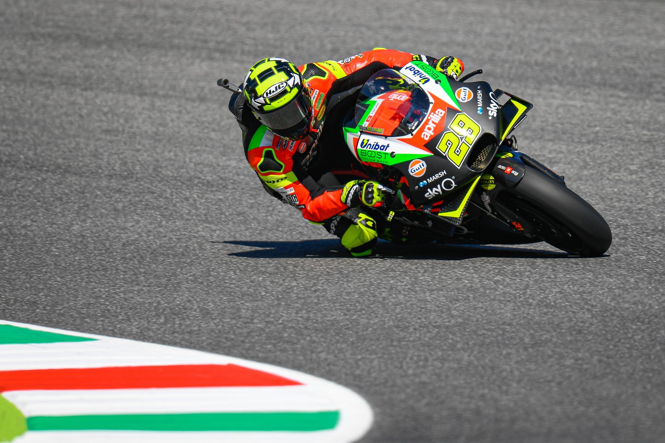 Výsledky kvalifikací MotoGP Itálie 2019